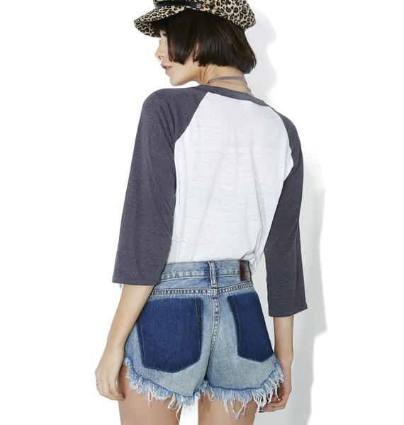 One Teaspoon Royale Bonita Shorts