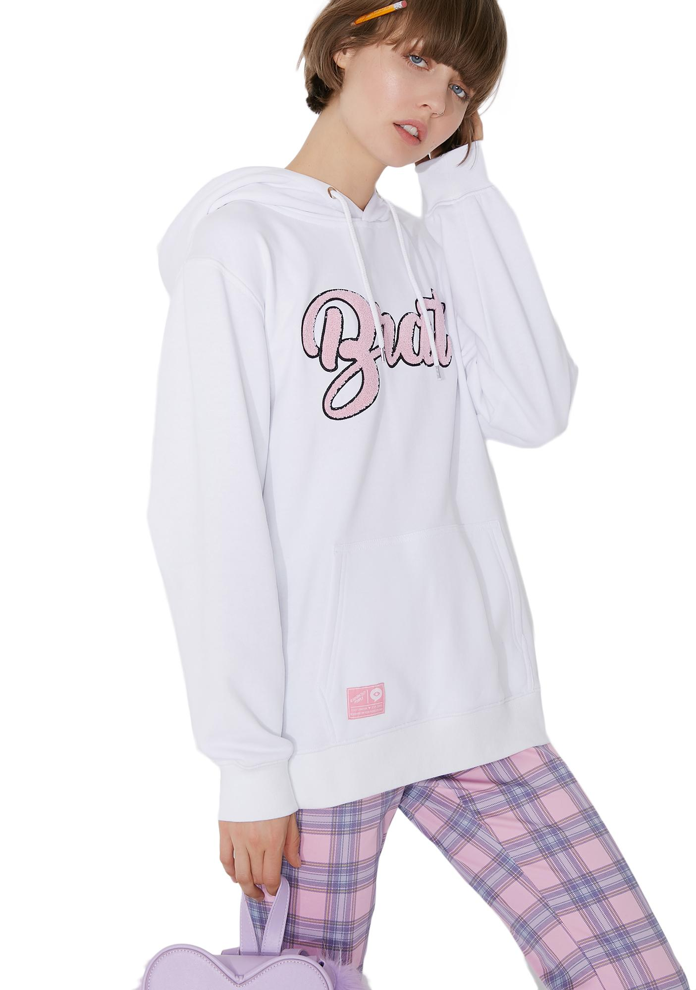 Illustrated People Brat Hoodie