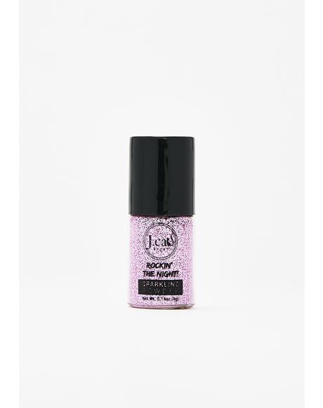 Pink Tutu Sparkling Powder