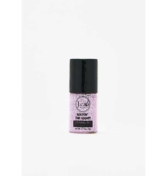 J. Cat Beauty Pink Tutu Sparkling Powder
