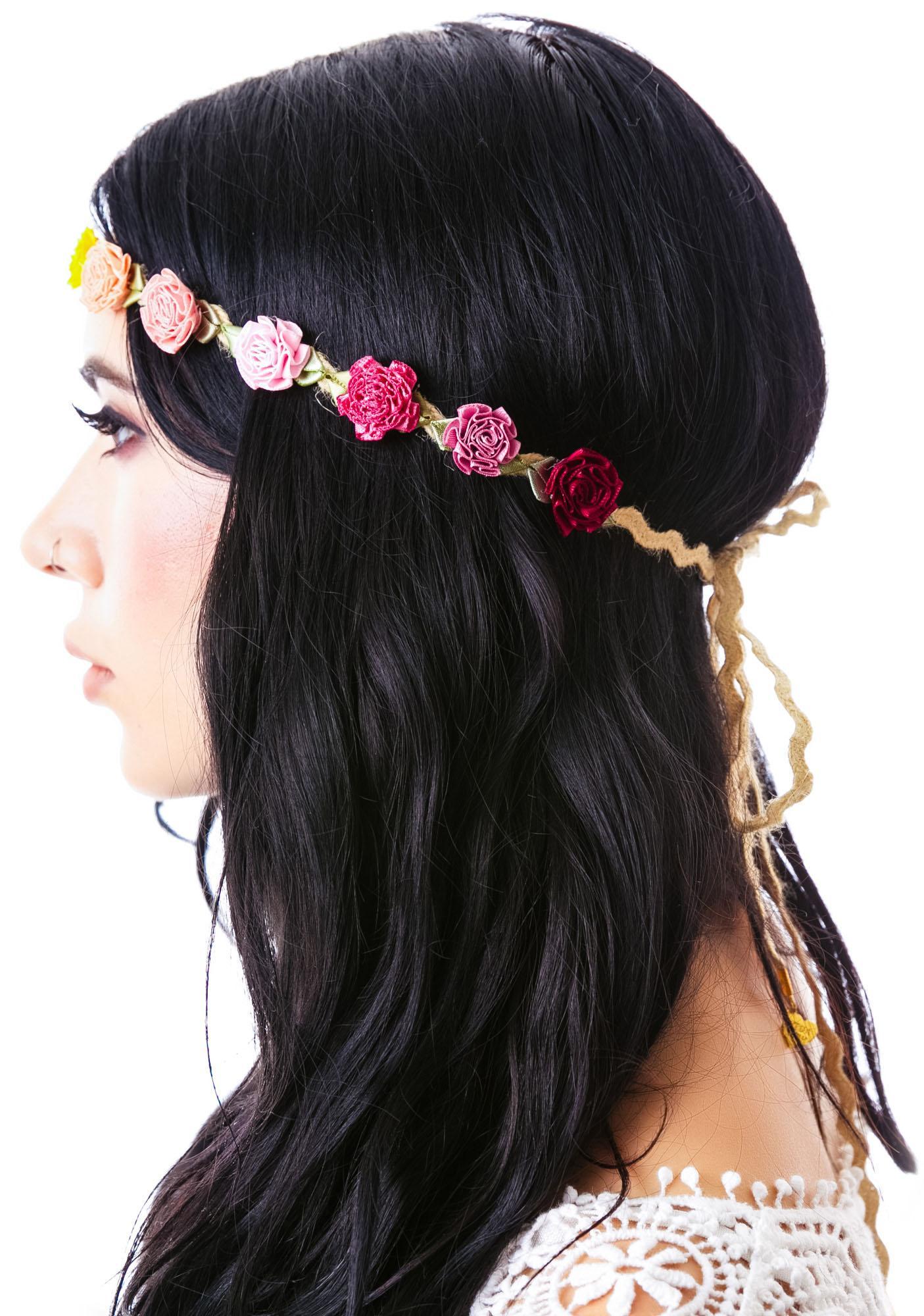 Vidakush Marigold Head Crown