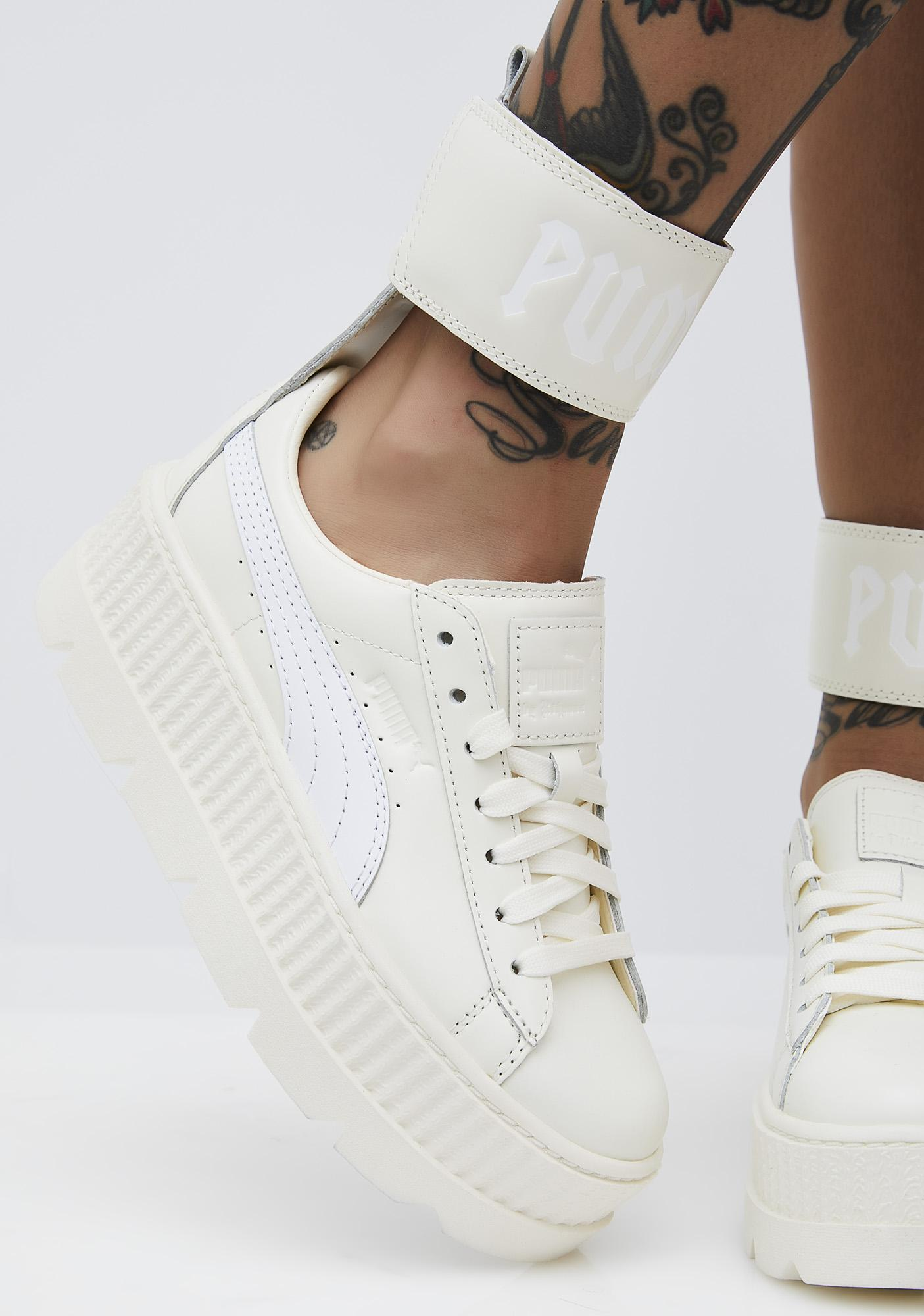 ANKLE STRAP SNEAKER - FOOTWEAR - Low-tops & sneakers Fenty Puma by Rihanna Y86hxR1A8