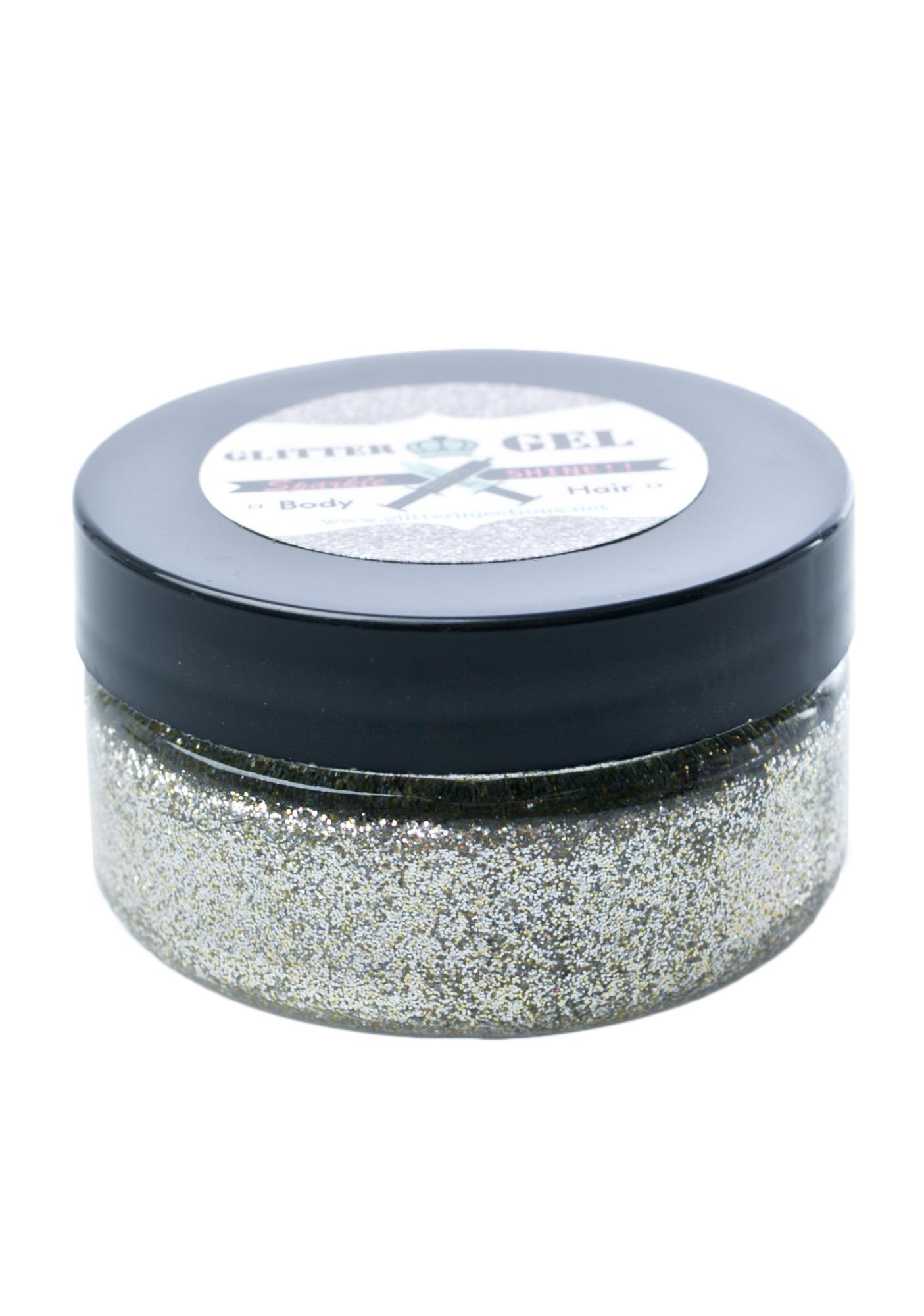 Glitter Injections Moonshine Glitter Gel