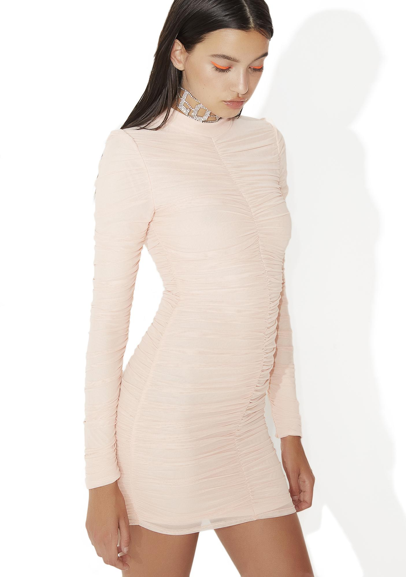 Flossin' On 'Em Bodycon Dress