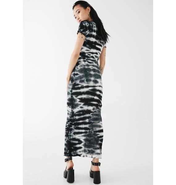Kiki Riki Twisted Revenge Maxi Dress
