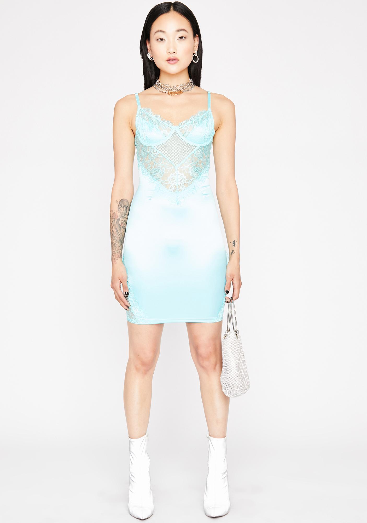 Polar Club Fever Lace Dress
