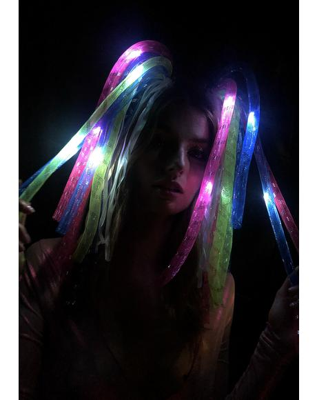 Quirky Queen Light Up Headband