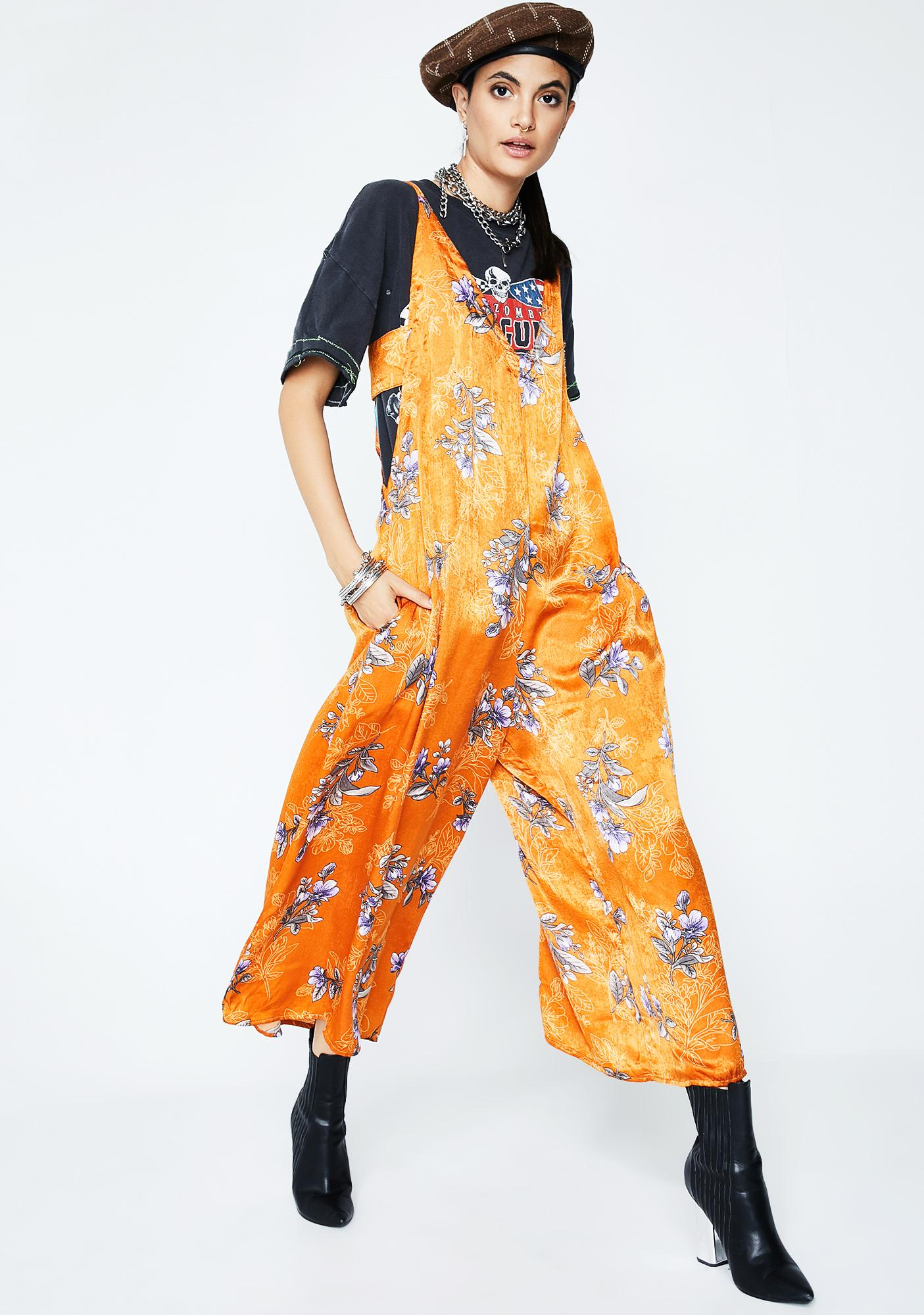Picking Petals Jumpsuit