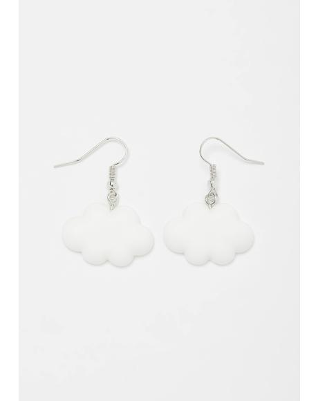 Up In The Clouds Earrings