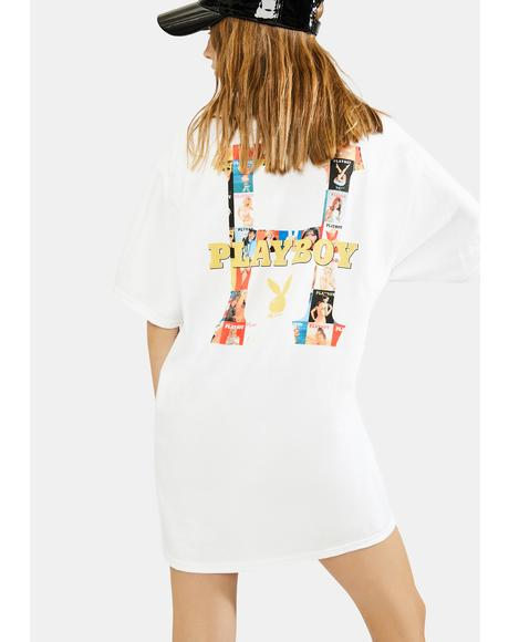 x Playboy Classic H Graphic Tee