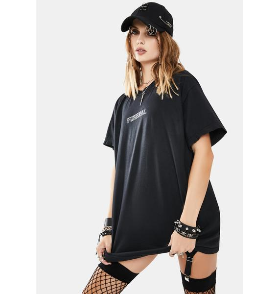 Funeral Onyx Hollywood Star Graphic Tee