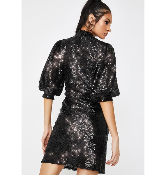 Kiki Riki Call It A Night Sequin Dress