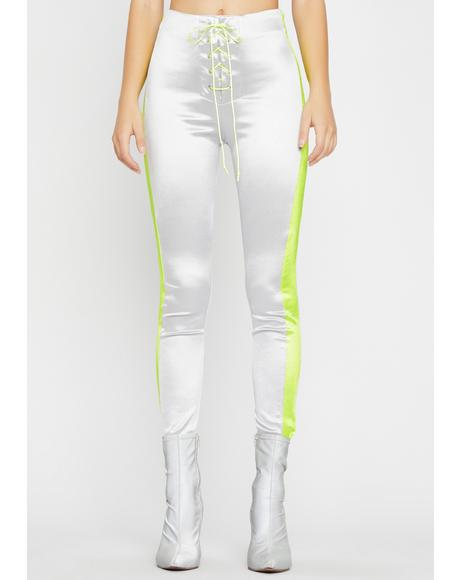 Chrome Ultimate Vixen Lace-Up Pants