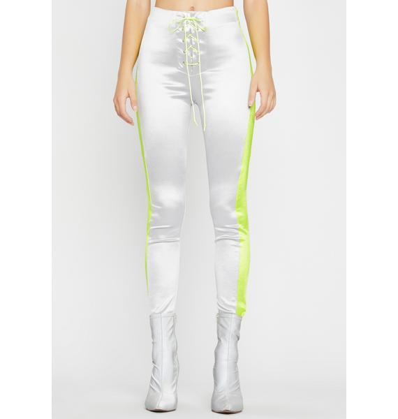 Chrome Ultimate Vixen Lace-Up Pants