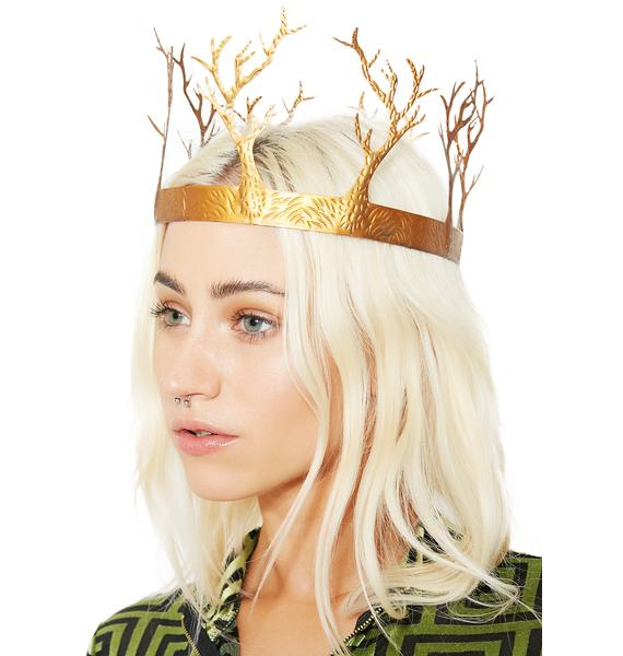 Forest Fantasy Crown