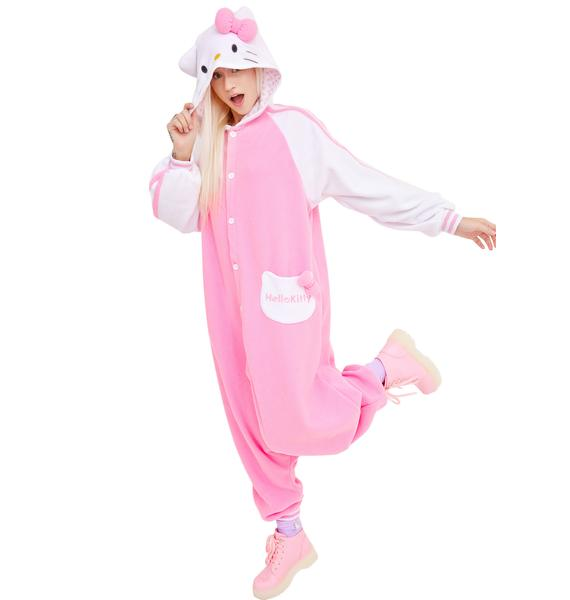 Sazac Hello Kitty Kigurumi