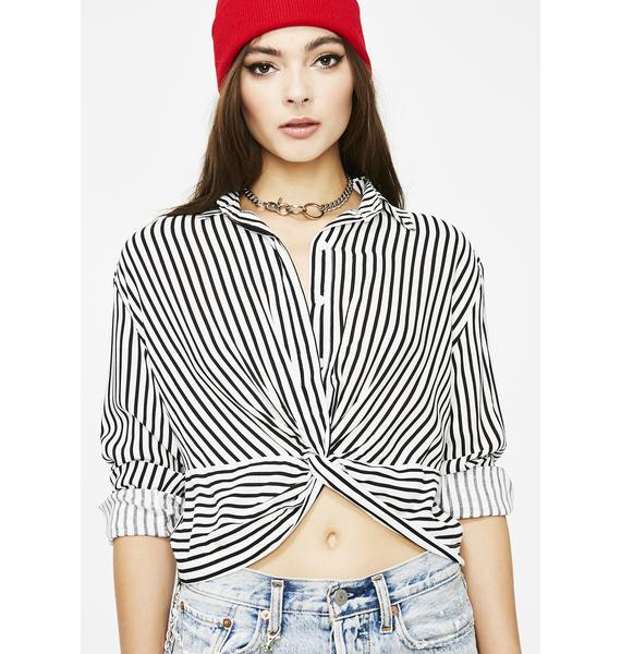 Power Playz Stripe Shirt