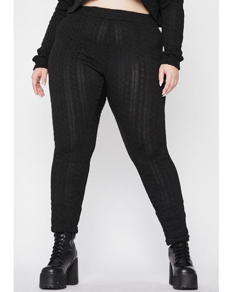 Fierce Absolute Awol Sweater Leggings