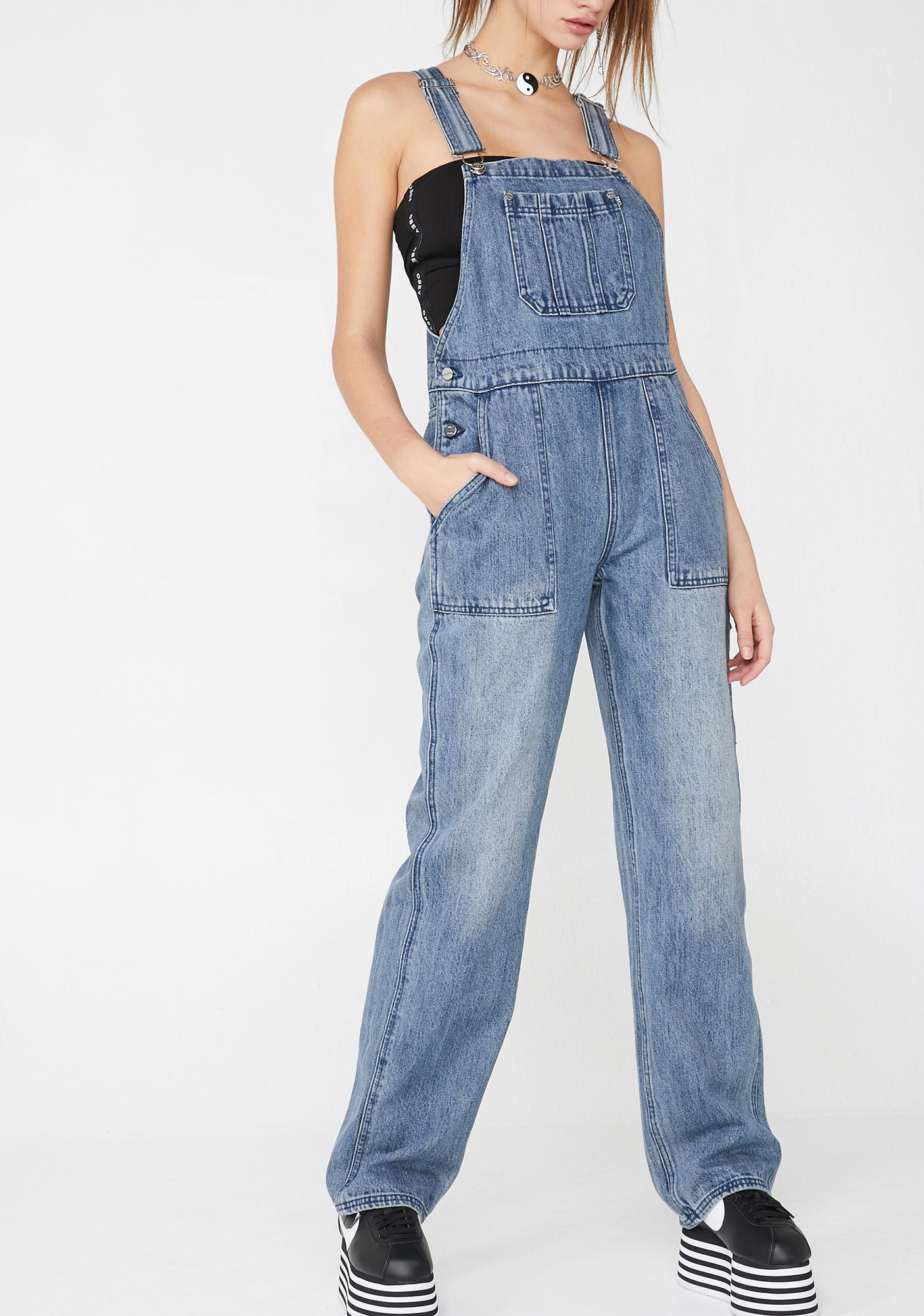 Obey Vandal Overalls