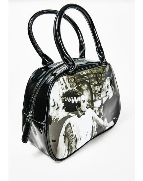 We Belong Dead Bowler Handbag