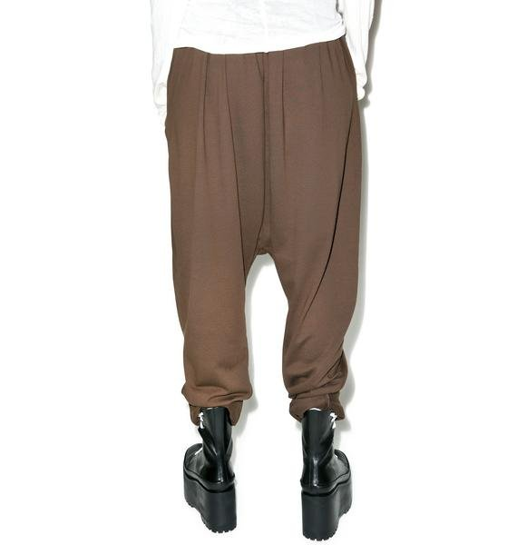 MNML Defy The Odds Dropcrotch Pants