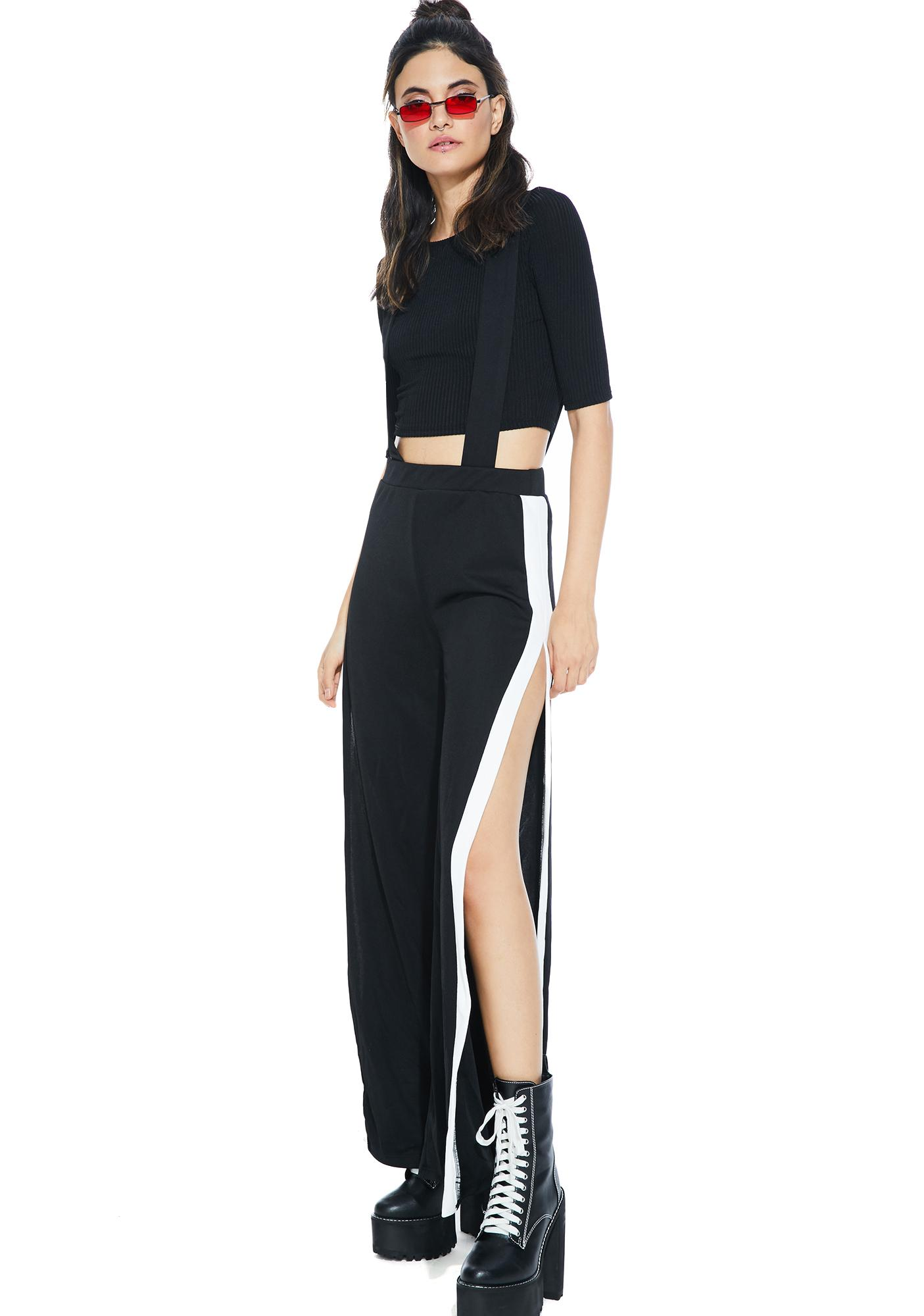 Rule Breaker Jumpsuit Set