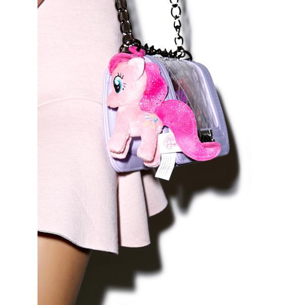 Pinkie Pie Plushy Clip-On