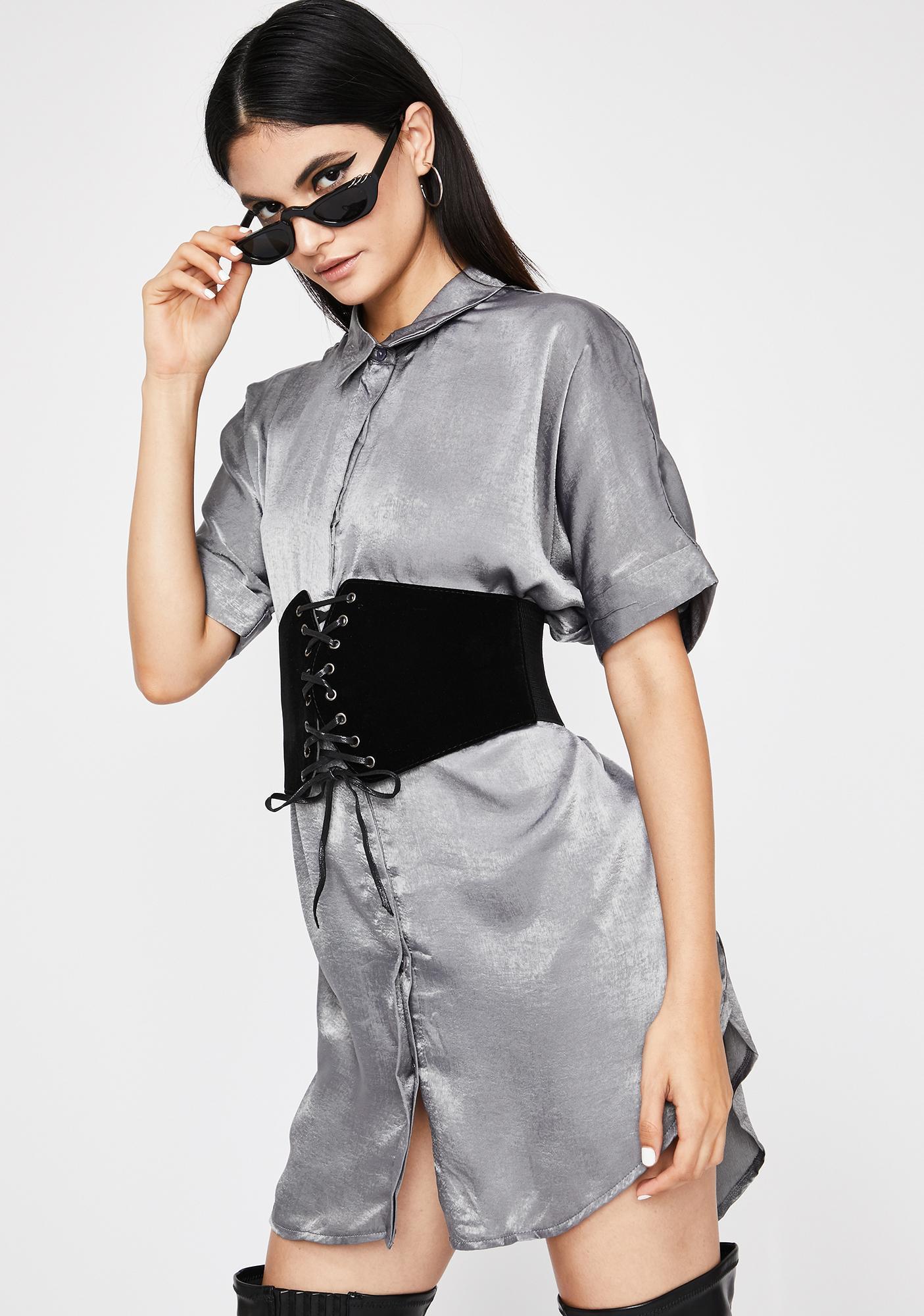 233e162eb66 Moonlit Mistress Corset Dress