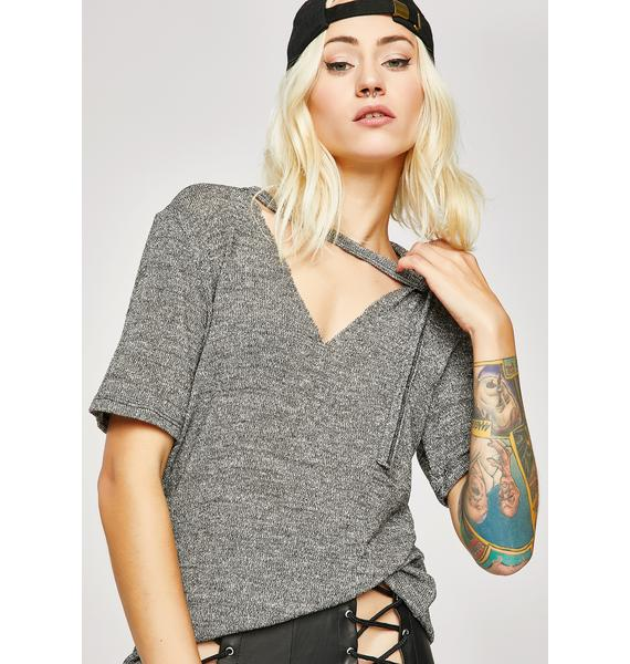 See About Me Sparkle Tee