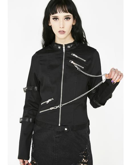 Roz Zip Jacket