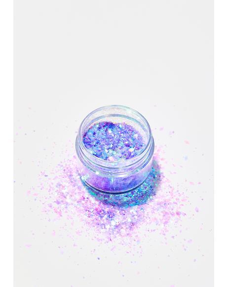 Amethyst Diamond Glitter