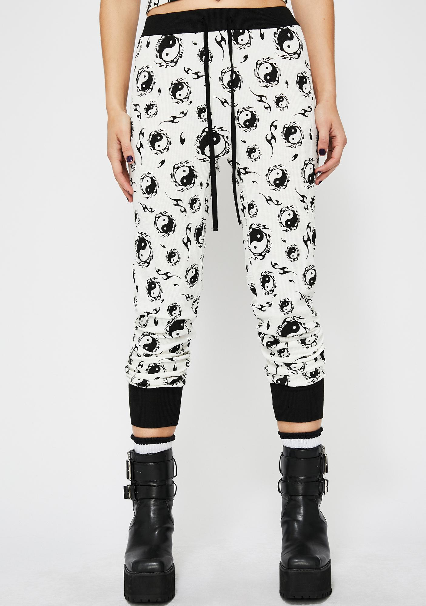 Divine Realm Thermal Pants by Horoscopez