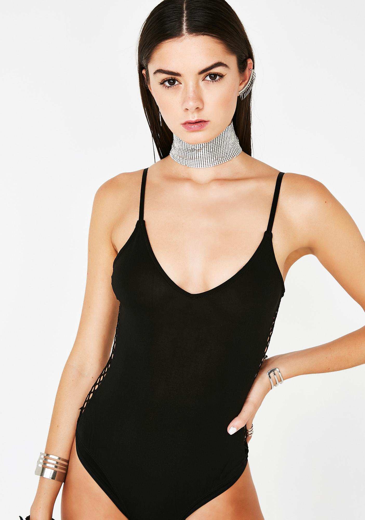 Emotionless Bodysuit