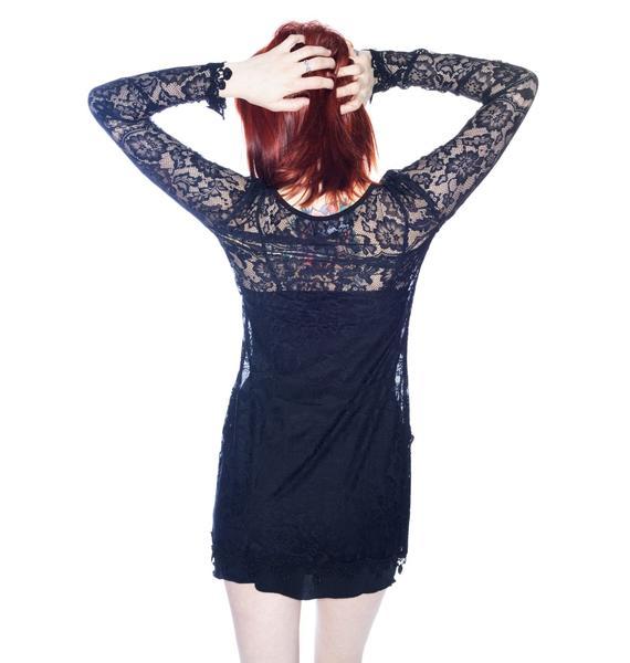 For Love & Lemons Scarlet Dress