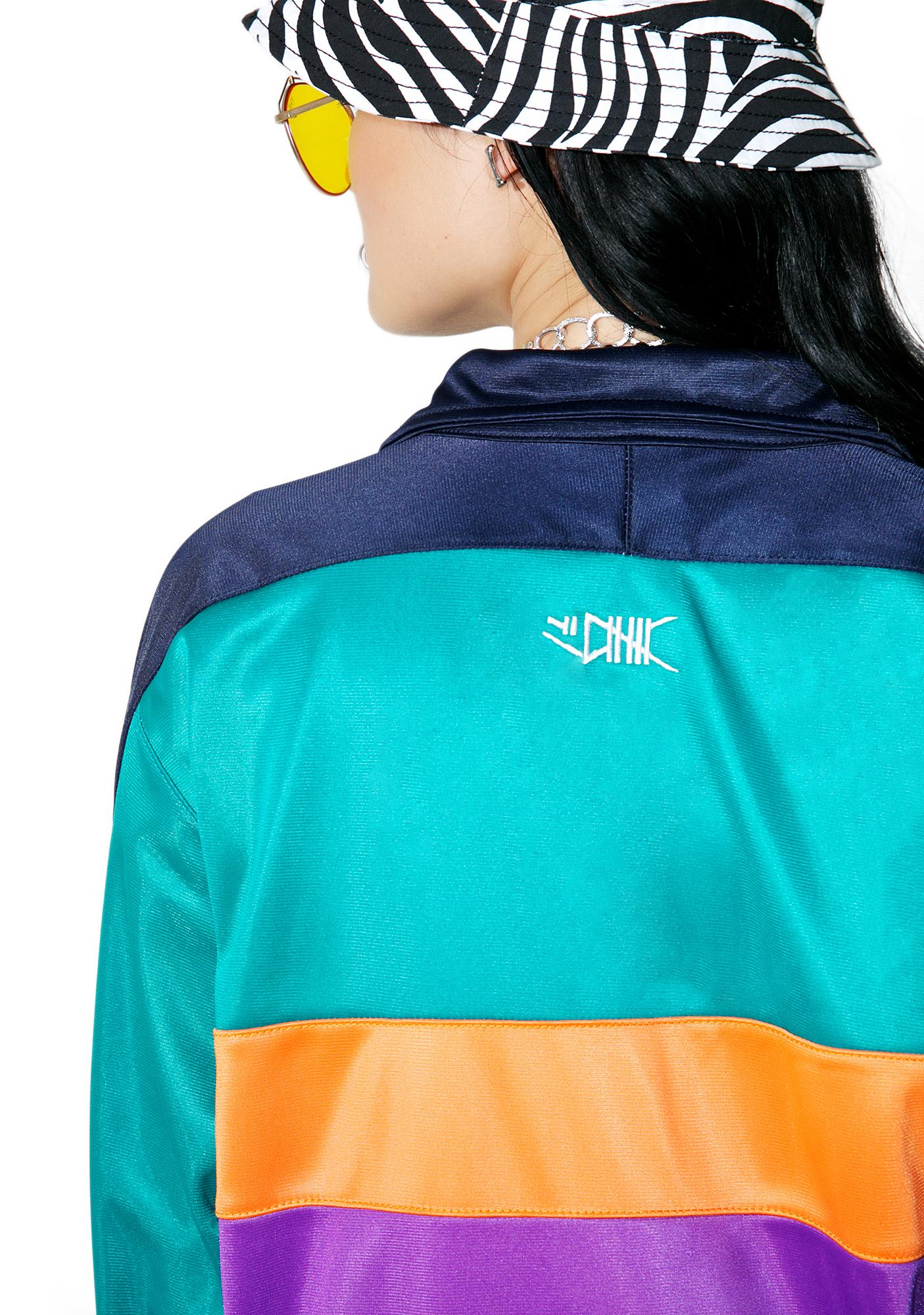 ETHIK Conference Champs Pullover Track Jacket