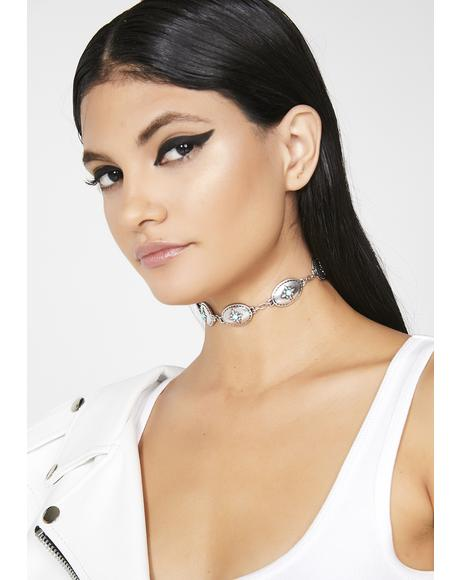 Peace Of Mind Concho Choker