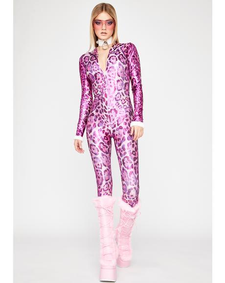 Haute Crush Hooded Jumpsuit
