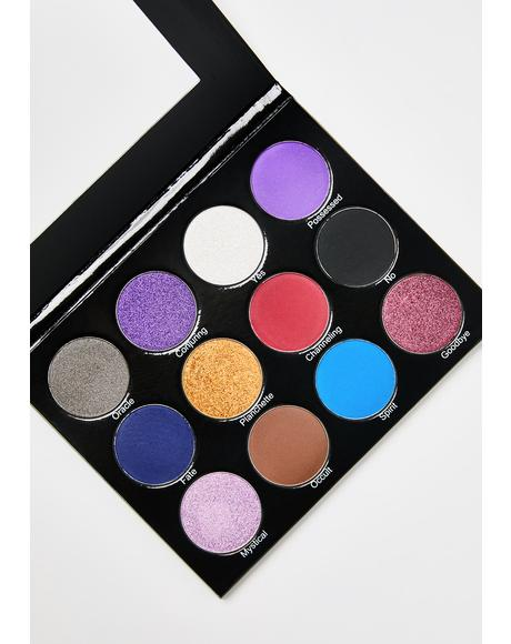 Spirit Board Eyeshadow Palette