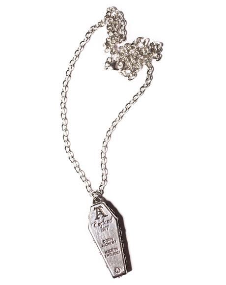 Nosferatu's Rest Necklace