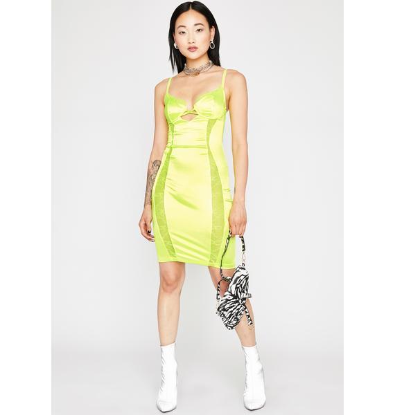 Frisky Lil Freak Bodycon Dress
