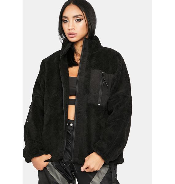 Future Fleece Jacket