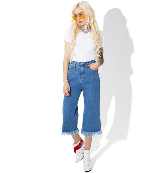 Glamorous Issues Wide Leg Jeans