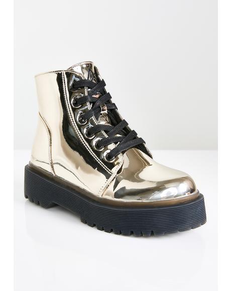 Chrome Slayr Boots