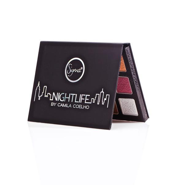 Sigma Nightlife Eyeshadow Palette