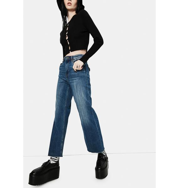 VIGOSS Dylan Wide Leg Jeans