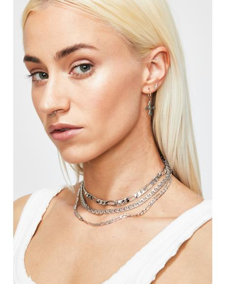 Don't Mess Chain Choker