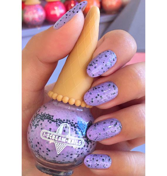 I Scream Nails Speck-nificent Sparkle Nail Polish