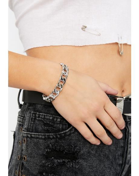 Crush Riot Chain Bracelet