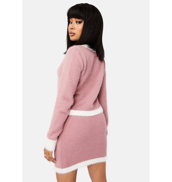 Luxe Lifestyle Mini Skirt