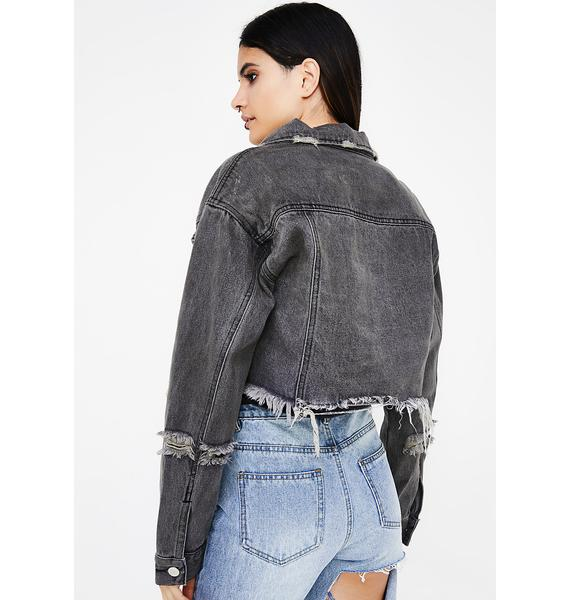 Throwdown Denim Jacket